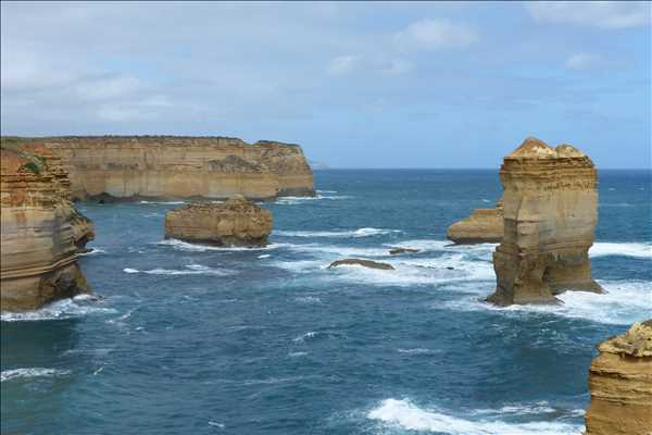 Great ocean road - de tolv apostlarna