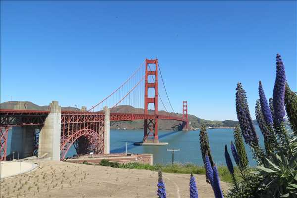 Golden Gate-bron, San Francisco