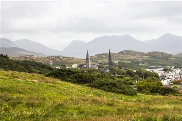 Clifden and Twelve Bens
