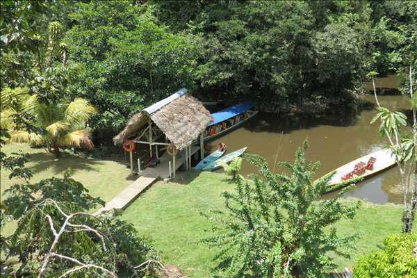 Yarina Eco Lodge