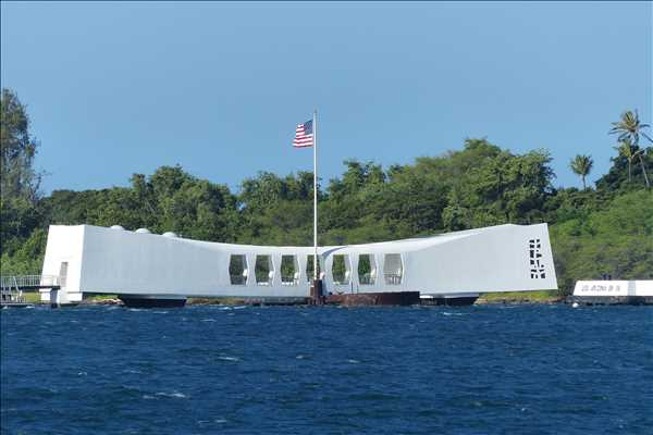 Arizona Memorial, Pearl Harbour